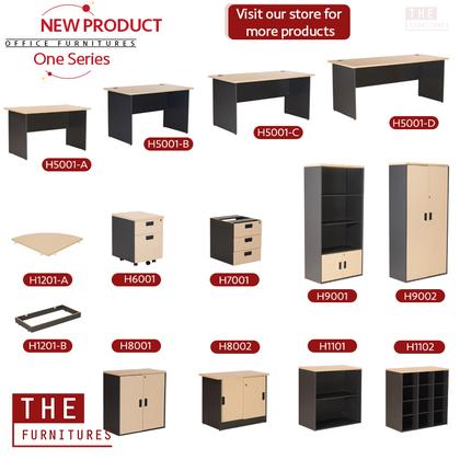 THE Multi-compartments Office File Cabinet File Storage Locker Bookshelf Bookcase Utility Shelf Classic Style (L80 x W40 x H82cm) / Kabinet Fail Loker Penyimpanan Fail (L80 x W40 x H82cm)